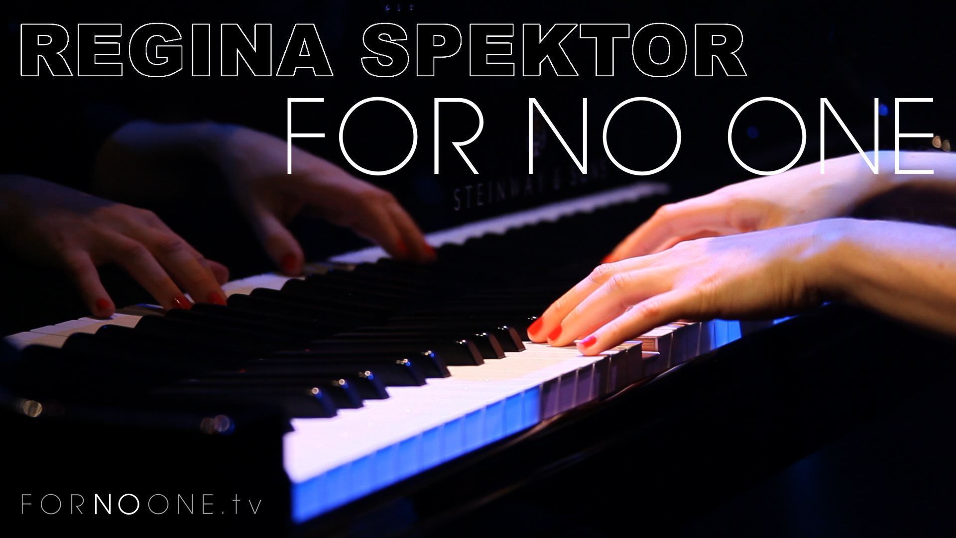 REGINA SPEKTOR | FOR NO ONE